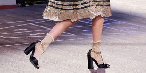La moda de los calcetines