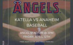 Anaheim v. Katella at Angels Stadium