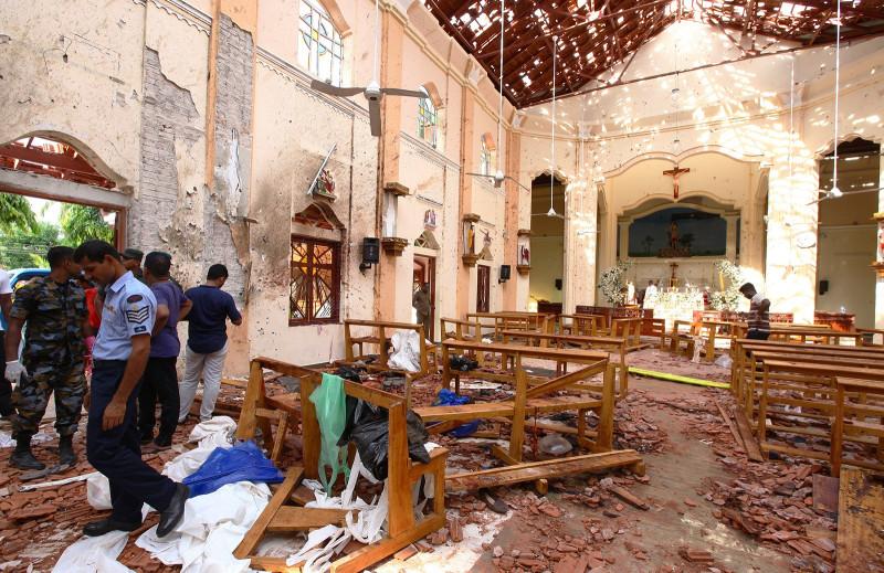 Victims of Sri Lanka
