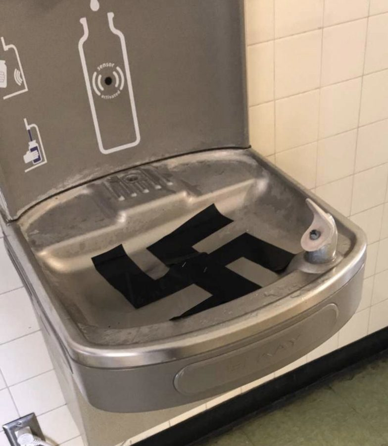 Swastika+Symbol+Found+on+Anaheim+HS+Water+Fountain