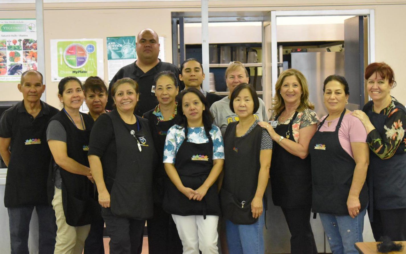Cafeteria staff wants students to know about the pride that goes into the work they do.