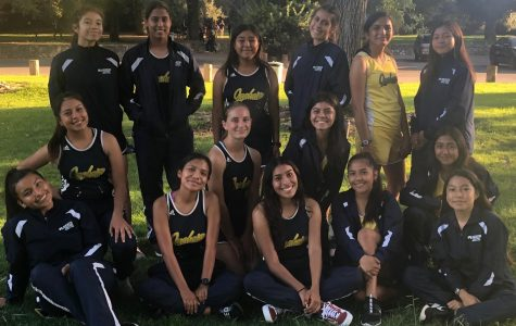 Girls XC Team: Strong, Focused and Ready for their Season