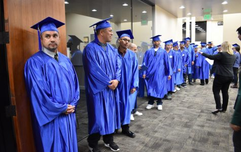 Parolees Receive a Second Chance in Graduation Ceremony