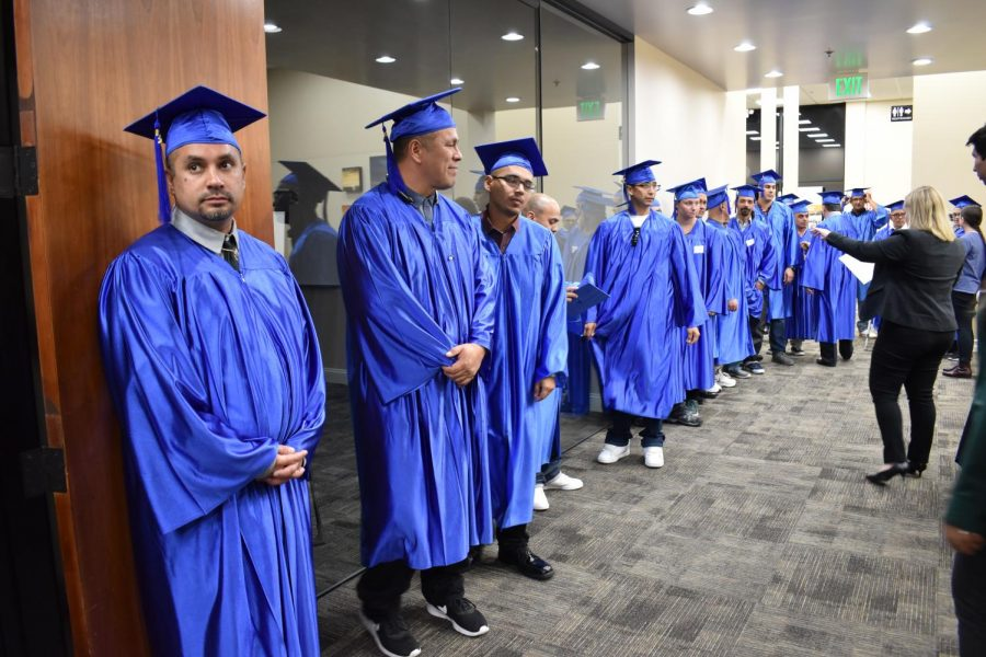 Parolees+receive+a+second+chance+through+a+graduation+that+prepares+them+for+life+after+prison.+