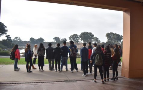 Students spent last weekend visiting numerous college campus and trying to decide which campus suits them best.