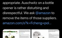 Images of Auschwitz on Christmas Ornaments Being Sold on Amazon