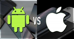 The Android vs iOS Rivalry