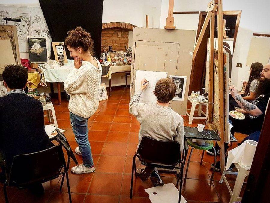 Art Programs at Anaheim High School