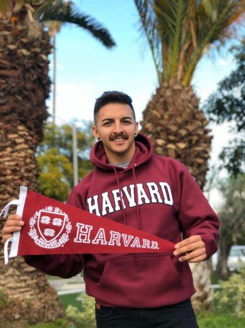 "Alumnus Highlight: ""Colonist is Going to Harvard"""