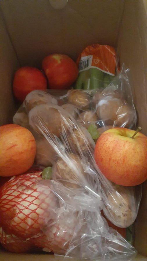 Alimentos de la Iglesia Saddleback