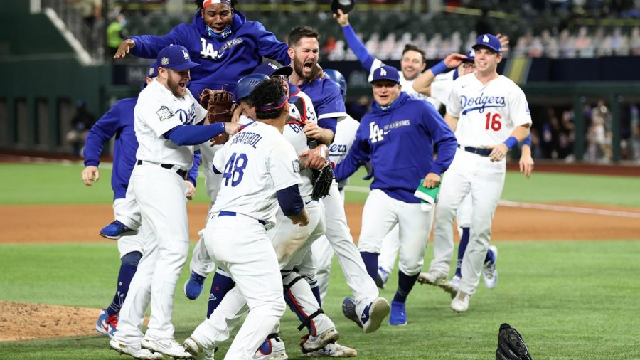 LA+Dodgers+Win+the+World+Series