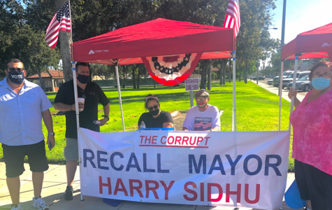 Mayor Harry Sidhu Facing Recall