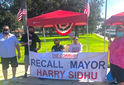 Mayor Harry Sidhu Facing Recall