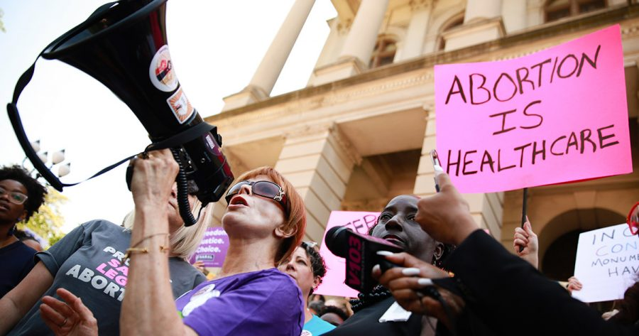 Abortion Rights in Danger for Millions of Women in the U.S