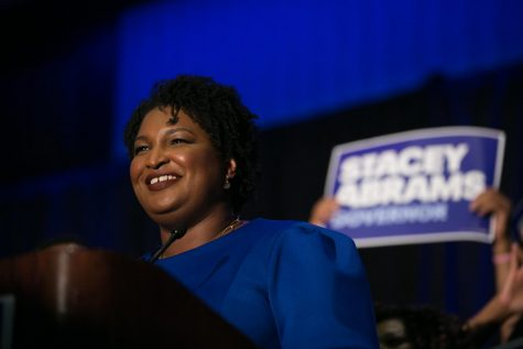 The Powerful Stacey Abrams and Her Fight for Democracy in Georgia