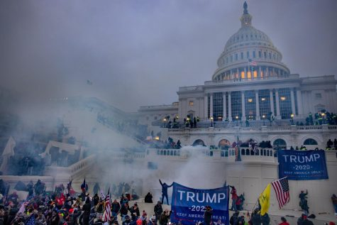 Capitol Invasion: The Causes and What Happens Now