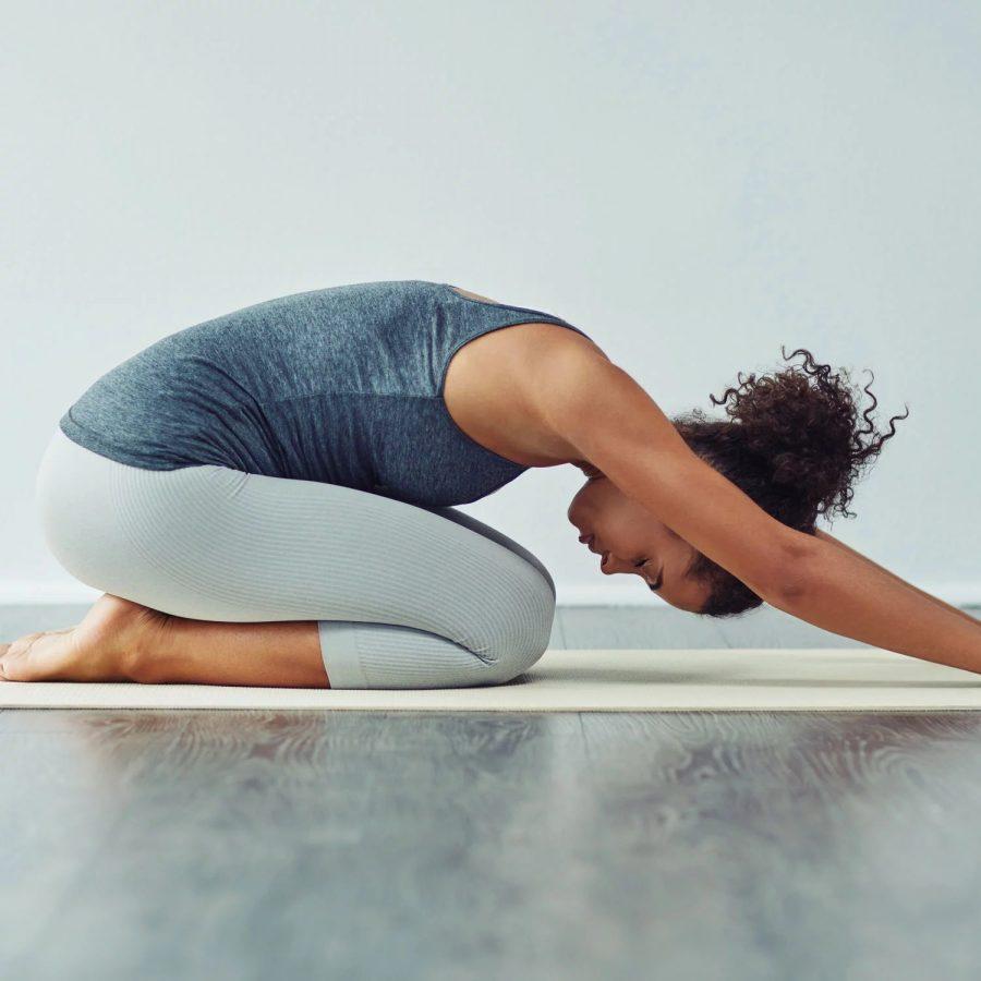 El uso de yoga, para el bien estar