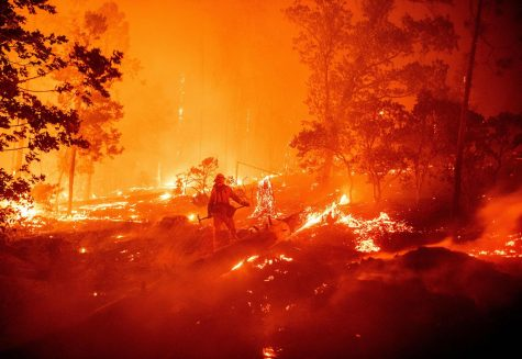 The Ongoing Rage of Californias Wildfires