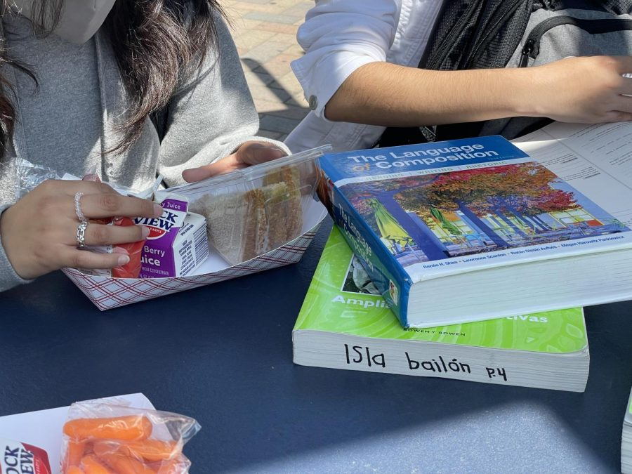 Students can now enjoy a free lunch.
