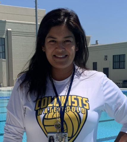 Coach Osorio Water polo and Swim Coach